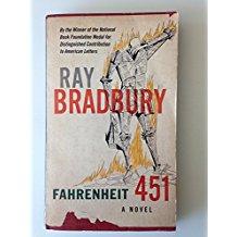 Cover of Farenheit 451