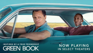 """""""The Green Book"""" movie poster"""