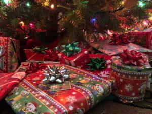 Christmas presentes