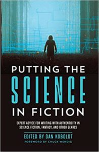 Putting the Science in Fiction book cover
