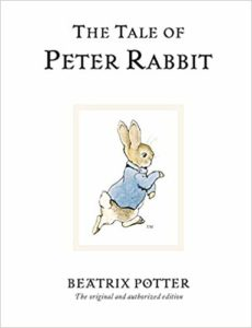 A Tale of Peter Rabbit Book Cover