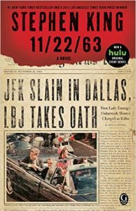 Cover of Stephen King's 11/22/63