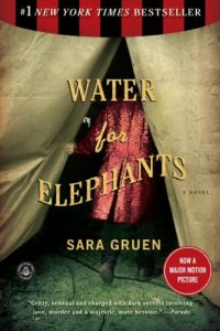 Cover of Water for Elephants by Sara Gruen