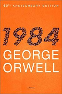 Cover of 1984