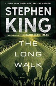 """Cover of """"The Long Walk"""" by Stephen King"""