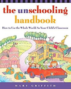The unschooling handbook cover
