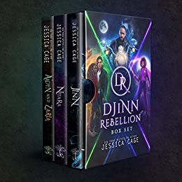 Photo of the Djinn Rebellion Box Series