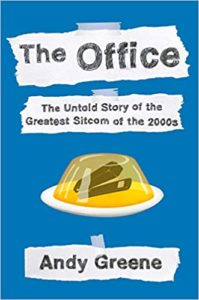 """The cover of """"The Office"""""""
