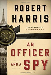 Cover of An Office and A Spy by Robert Harris
