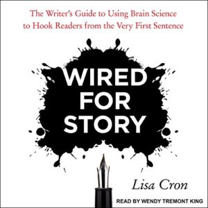Cover of the Wired for Story audiobook
