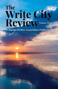 Cover of The Write City Review Volume Three