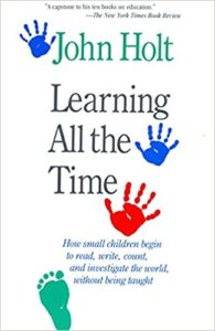 Cover of Learning All the Time