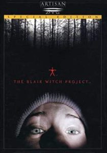 Cover of The Blair Witch Project DVD