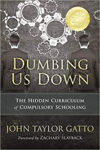Cover of Dumbing Us Down