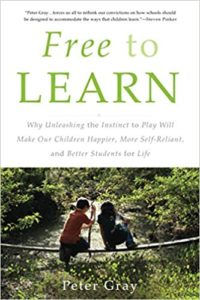 Cover of Free to Learn