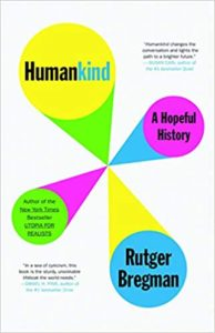 Cover of Humankind: A Hopeful History