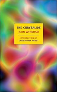 Cover of The Chrysalids by John Wyndham