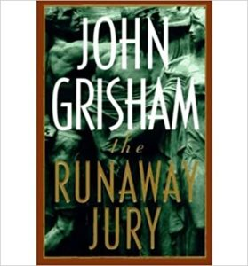 Cover of The Runaway Jury