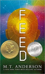 Cover of Feed by M.T. Anderson