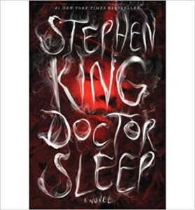 Cover of Dr. Sleep