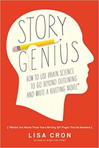 Cover of Story Genius