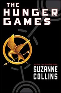The cover of The Hunger Games