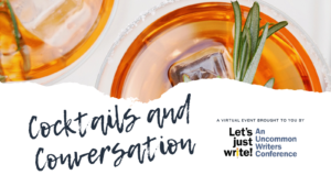 Cocktails and Conversation Logo