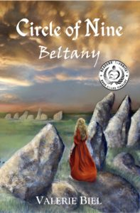 Cover of Circle of Nine - Beltany