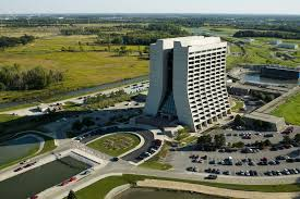 Fermilab in Batavia, Illinois