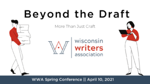 Wisconsin Writers Association's Spring Conference Logo