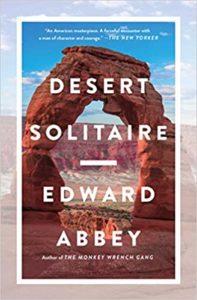 Desert Solitaire Cover