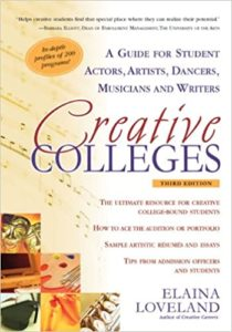 Cover of Creative Colleges