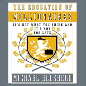 Cover of The Education of Millionaires