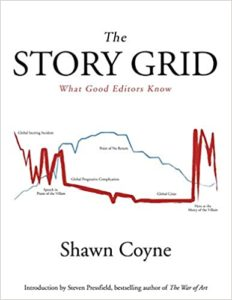 The cover of The Story Grid