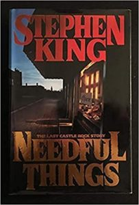 The Cover of Needful Things