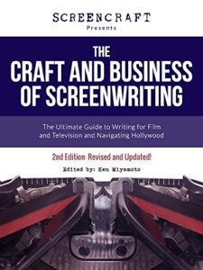 Cover of The Craft and Business of Screenwriting