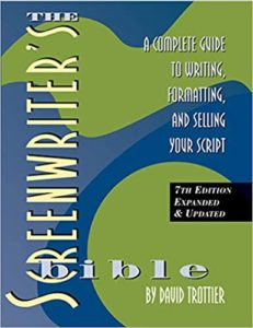 Cover of the Screenwriter's Bible