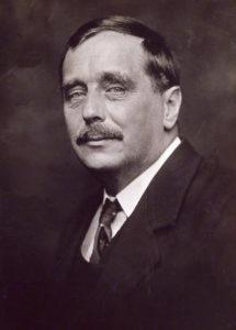 Photograph of H.G. Wells