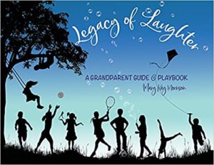 Cover of Legacy of Laughter