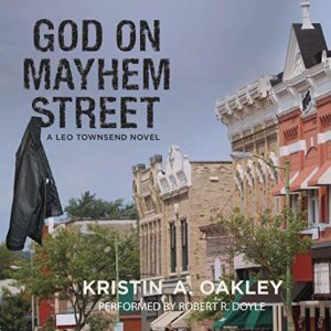 God on Mayhem Street Audiobook